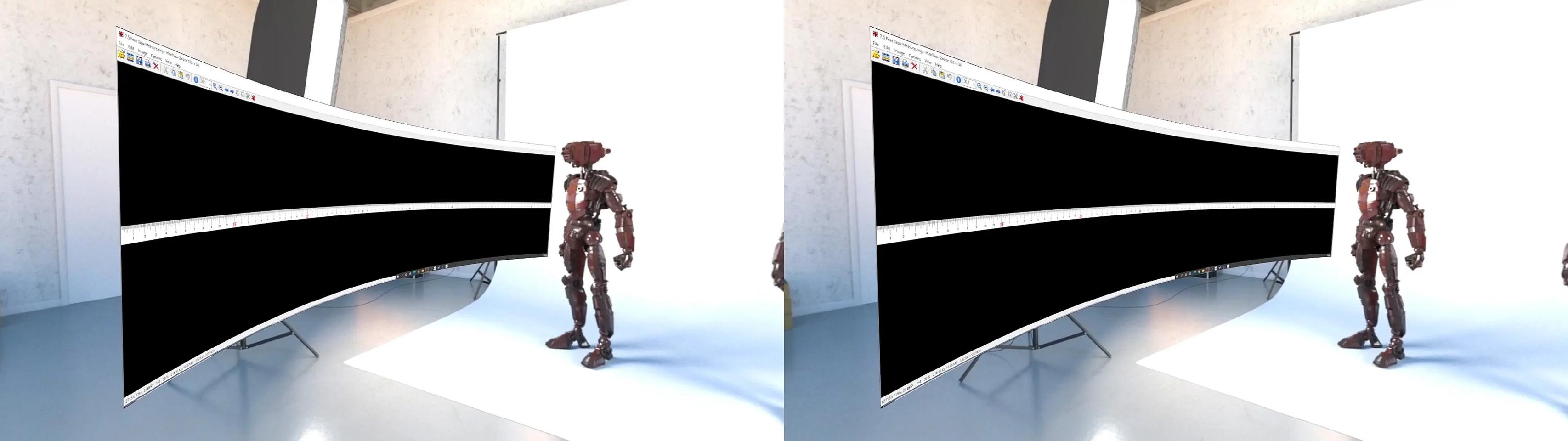 Measuring Actual Distance In Virtual Reality