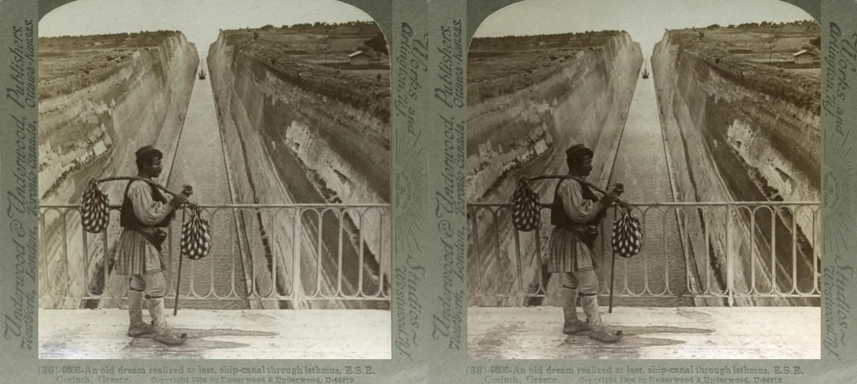 Reformatting Old Stereoviews
