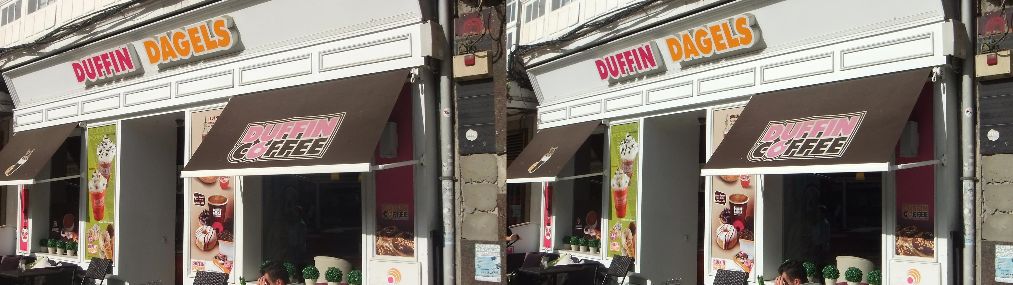 Duffin Dagels?  Reminds me of another chain somewhere else