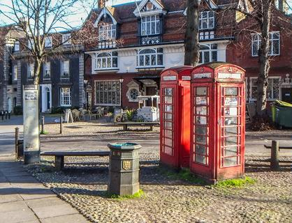 Norwich Phone Booths