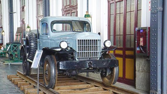 Museo del ferrocarril (Madrid,Spain)