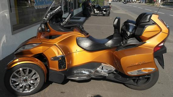 Rotax Can-Am Spyder RT