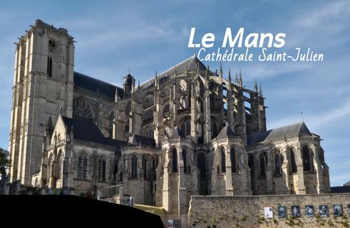 Cathedral of Le Mans